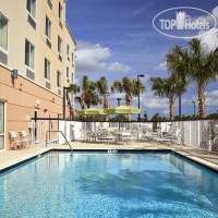 Фото отеля Fairfield Inn & Suites by Marriott Fort Pierce 3*