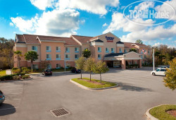 Fairfield Inn & Suites by Marriott St. Augustine I-95 2*