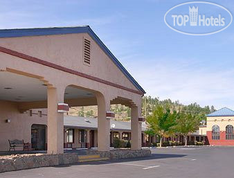 Super 8 Conference Center NAU/ Downtown 2*