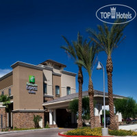 Фото отеля Holiday Inn Express Hotel & Suites Phoenix-Glendale 2*