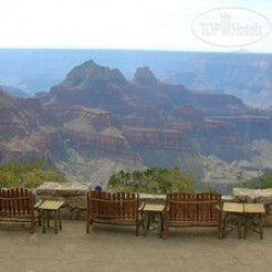 Отель Grand Canyon North Rim Lodge