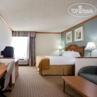 Фото отеля Holiday Inn Express Phoenix Airport 2*