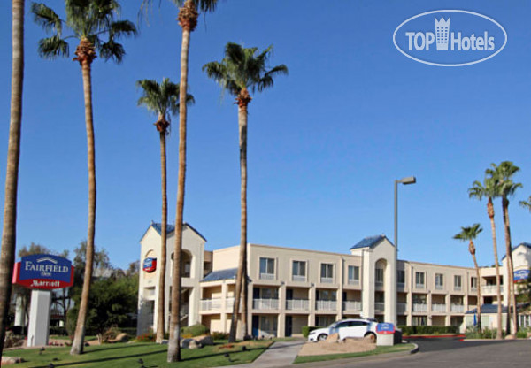 Fairfield Inn by Marriott Scottsdale North 2*