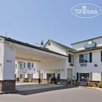 Фото отеля Days Inn And Suites Gresham 2*