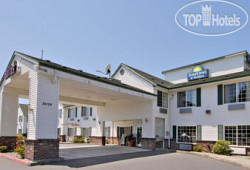 Days Inn And Suites Gresham 2*
