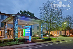 Holiday Inn Express Corvallis-On The River 3*