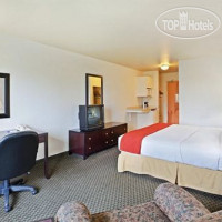 Фото отеля Holiday Inn Express Corvallis-On The River 3*