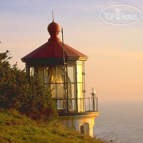 Фото отеля Heceta Head Lighthouse 4*