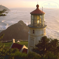 Heceta Head Lighthouse 4*