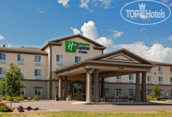 Holiday Inn Express Hotel & Suites Eau Claire North 2*