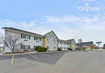 Quality Inn & Suites Stoughton 2*