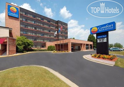 Comfort Inn & Suites Airport Madison 2*