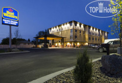 Best Western Golden Prairie Inn & Suites 3*