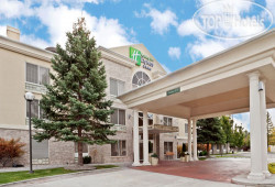 Holiday Inn Express Hotel & Suites Idaho Falls 2*