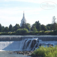 Фото отеля Holiday Inn Express Hotel & Suites Idaho Falls 2*