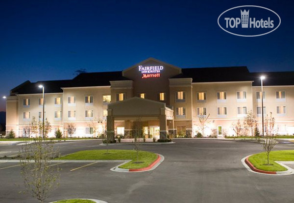 Fairfield Inn & Suites Burley 3*