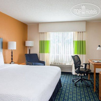 Фото отеля Fairfield Inn Grand Rapids 2*