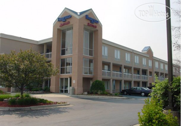 Fairfield Inn Detroit Troy/Madison Heights 2*