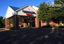 Fairfield Inn East Lansing 2*
