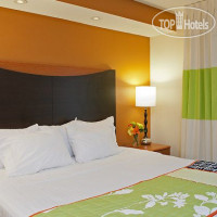 Фото отеля Fairfield Inn Lansing West 2*