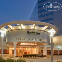 Фото отеля Radisson Plaza Hotel at Kalamazoo Center 4*