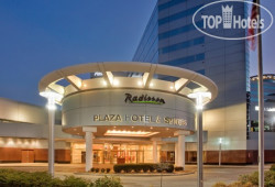 Radisson Plaza Hotel at Kalamazoo Center 4*