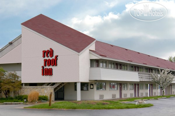 Red Roof Inn Benton Harbor - St Joseph 2*