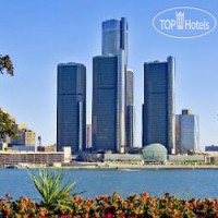 Фото отеля Detroit Marriott at the Renaissance Center 4*