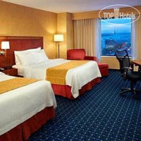 Фото отеля Courtyard by Marriott Detroit Downtown 3*