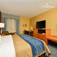 Фото отеля Comfort Inn Plymouth 2*