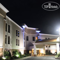 Фото отеля Holiday Inn Express Lewisburg/New Columbia 2*