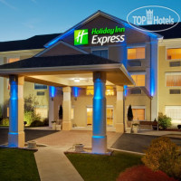 Фото отеля Holiday Inn Express Hotel & Suites Gibson 3*
