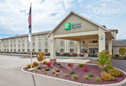 Holiday Inn Express Bloomsburg 2*
