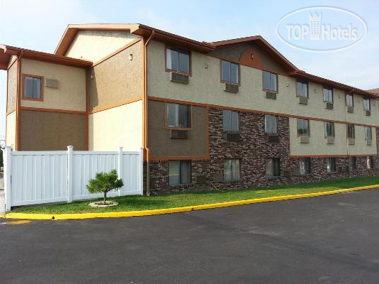 Americas Best Value Inn & Suites Bedford 2*