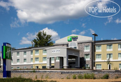 Holiday Inn Express & Suites Carlisle - Harrisburg Area 2*