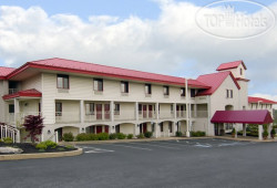 Red Roof Inn Lancaster 3*