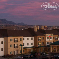 Фото отеля Courtyard Colorado Springs South 3*