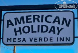 American Holiday Mesa Verde Inn 2*