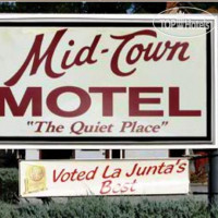 Фото отеля Midtown Motel 2*