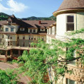 ���� ����� The Cliff House At Pikes Peak 4*