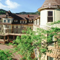 Фото отеля The Cliff House At Pikes Peak 4*