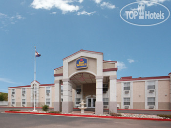 Best Western Executive Inn & Suites 2*