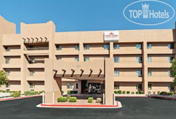 Hawthorn Suites by Wyndham Airport/University Albuquerque 3*