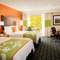 Фото отеля Fairfield Inn Albuquerque University Area 3*