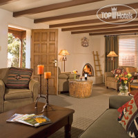 Фото отеля Bishop's Lodge Ranch Resort Hotel & Spa 3*