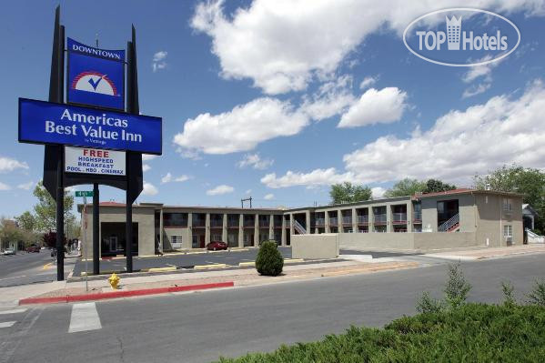 Americas Best Value Inn-Albuquerque 2*