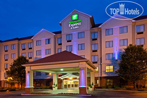 Holiday Inn Express Hotel & Suites Indianapolis - East 2*