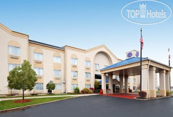 Comfort Suites Fort Wayne 2*