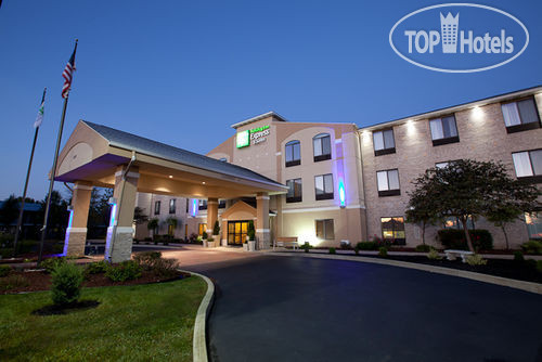 Holiday Inn Express Hotel & Suites Plymouth 2*