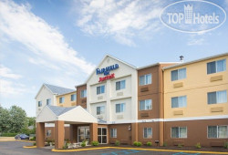 Fairfield Inn & Suites Terre Haute 2*